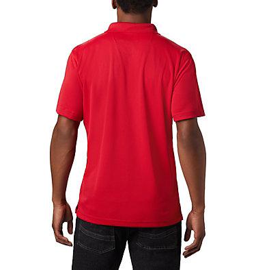 Men's Utilizer™ Polo - Tall Utilizer™ Polo | 613 | 2XT, Mountain Red, back