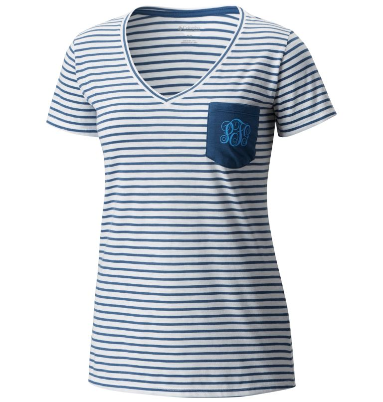 Women's PFG Monogram™ Tee Women's PFG Monogram™ Tee, front
