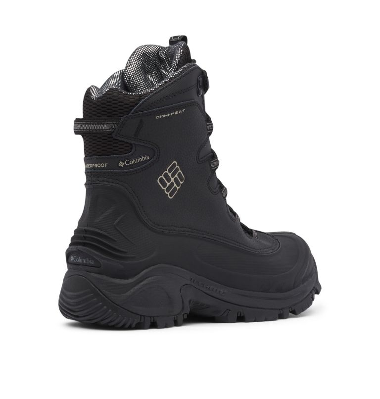 ARCTIC TRIP™ OMNI-HEAT™ BOOT | 010 | 8.5 Men's Arctic Trip™ Omni-Heat™ Boot, Black, Lux, 3/4 back