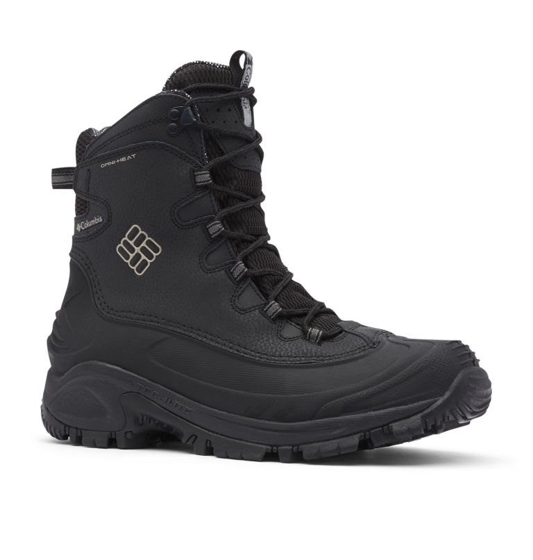 ARCTIC TRIP™ OMNI-HEAT™ BOOT | 010 | 8.5 Men's Arctic Trip™ Omni-Heat™ Boot, Black, Lux, 3/4 front
