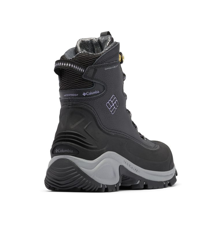 ARCTIC TRIP™ OMNI-HEAT™ BOOT | 012 | 10 Women's Arctic Trip™ Omni-Heat™ Boot, Black, Dusty Iris, 3/4 back