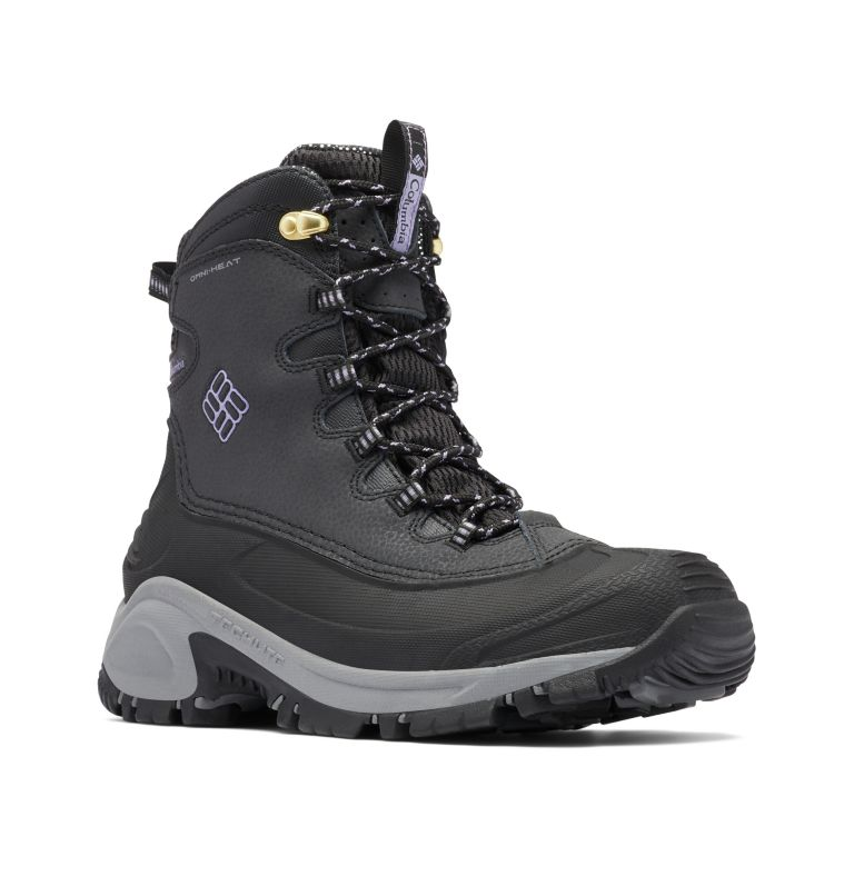ARCTIC TRIP™ OMNI-HEAT™ BOOT | 012 | 7.5 Women's Arctic Trip™ Omni-Heat™ Boot, Black, Dusty Iris, 3/4 front