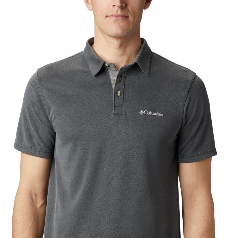Nelson Point™ Polo | 011 | M Polo Nelson Point™ Homme, Shark, a2