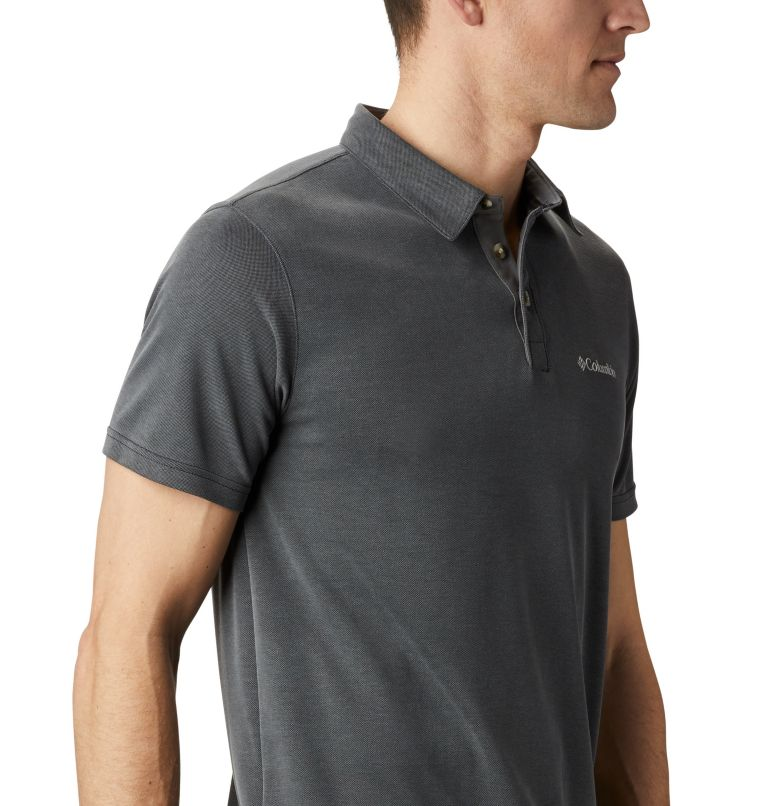 Nelson Point™ Polo | 011 | M Polo Nelson Point™ Homme, Shark, a3