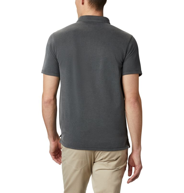 Nelson Point™ Polo | 011 | M Polo Nelson Point™ Homme, Shark, back