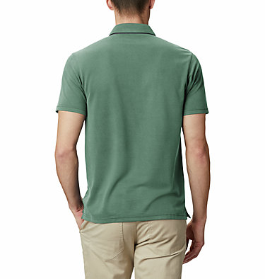 Men's Nelson Point™ Polo Nelson Point™ Polo | 441 | M, Thyme Green, back