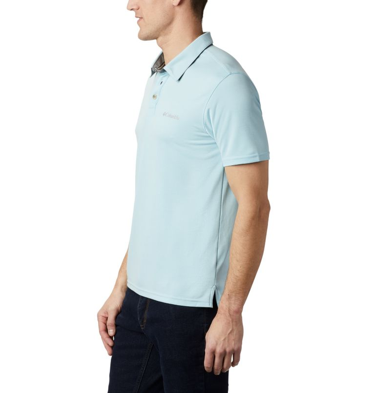 Nelson Point™ Polo | 427 | M Men's Nelson Point™ Polo, Sky Blue, a1