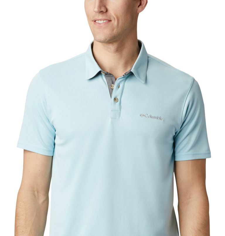 Nelson Point™ Polo | 427 | M Men's Nelson Point™ Polo, Sky Blue, a2