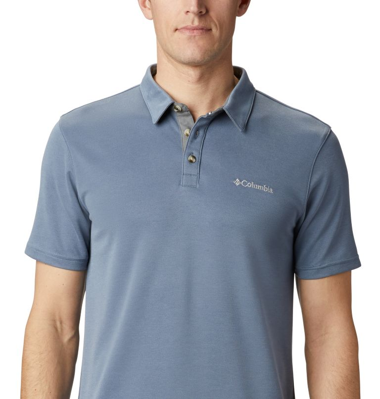Nelson Point™ Polo | 441 | XL Polo Nelson Point™ da uomo, Mountain, a2