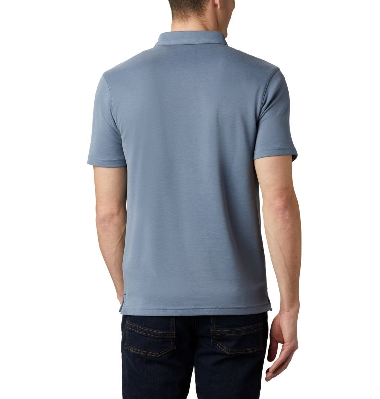Nelson Point™ Polo | 441 | XL Polo Nelson Point™ da uomo, Mountain, back