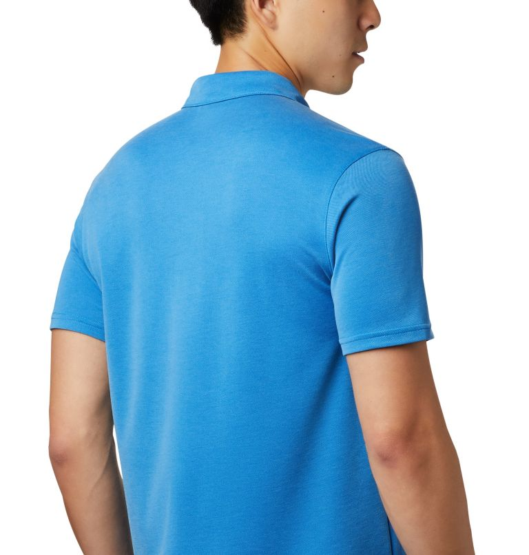 Nelson Point™ Polo | 463 | S Polo Nelson Point™ da uomo, Azure Blue, a2