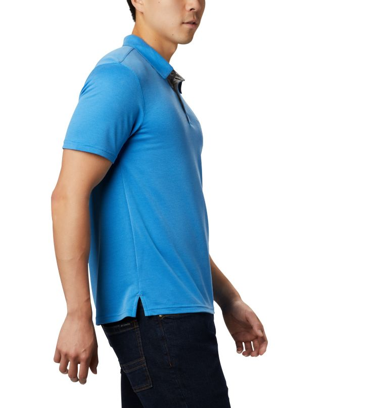 Nelson Point™ Polo | 463 | S Polo Nelson Point™ da uomo, Azure Blue, a3