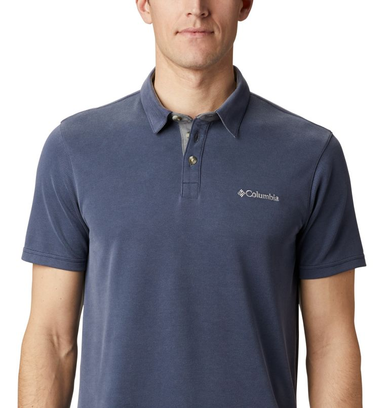 Nelson Point™ Polo | 464 | L Men's Nelson Point™ Polo, Collegiate Navy, a2