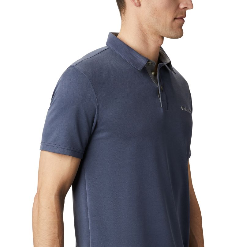 Nelson Point™ Polo | 464 | L Men's Nelson Point™ Polo, Collegiate Navy, a3