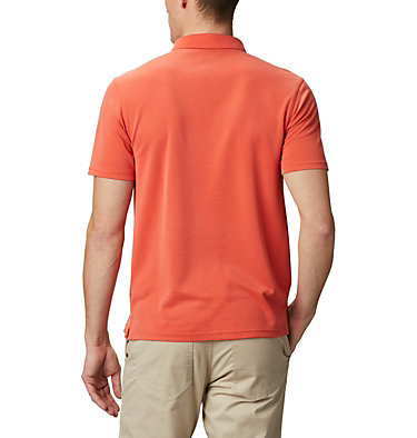 Men's Nelson Point™ Polo Nelson Point™ Polo | 441 | M, Wildfire, back