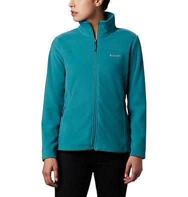 Women's Fast Trek™ II Lightweight Fleece Fast Trek™ Light Full Zip | 847 | L, Waterfall, front