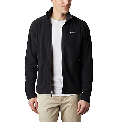 Men's Fast Trek™ II Microfleece Full Zip Fleece , front