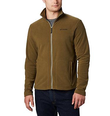 Men's Fast Trek™ II Microfleece Full Zip Fleece Fast Trek™ Light Full Zip Flee | 010 | XL, New Olive, front