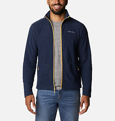 Men's Fast Trek™ II Microfleece Full Zip Fleece Fast Trek™ Light Full Zip Flee | 010 | XL, Collegiate Navy, front