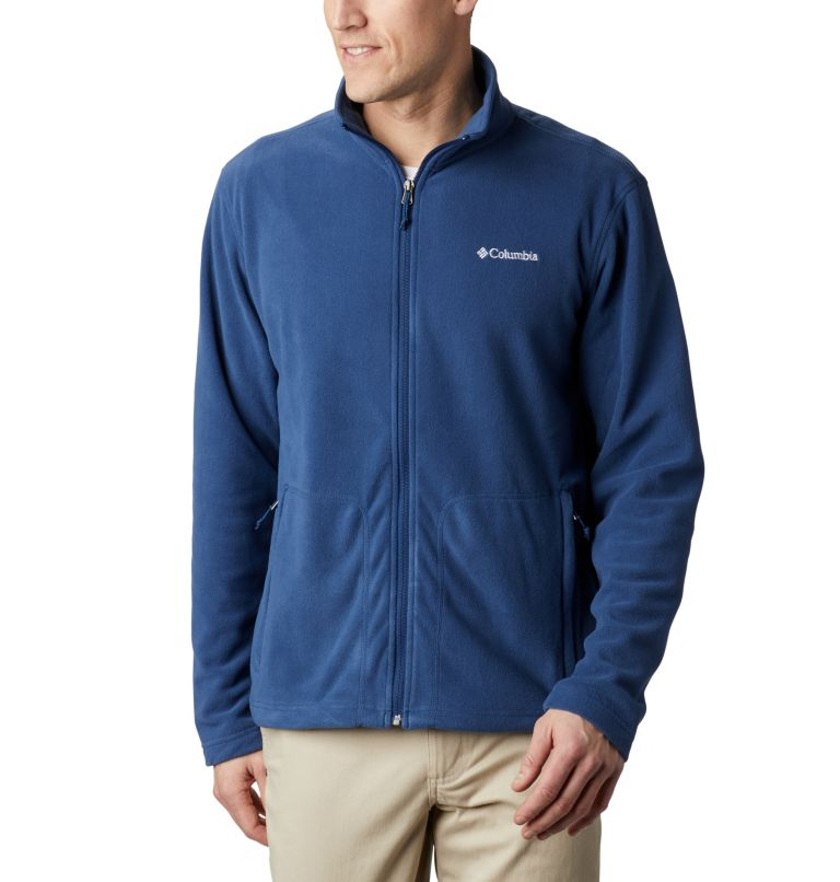 Men's Fast Trek™ II Microfleece Full Zip Fleece Men's Fast Trek™ II Microfleece Full Zip Fleece, front