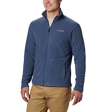 Men's Fast Trek™ II Microfleece Full Zip Fleece Fast Trek™ Light Full Zip Flee | 010 | XL, Dark Mountain, front