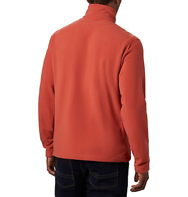 Men's Fast Trek™ II Microfleece Full Zip Fleece Fast Trek™ Light Full Zip Flee | 010 | XL, Carnelian Red, back