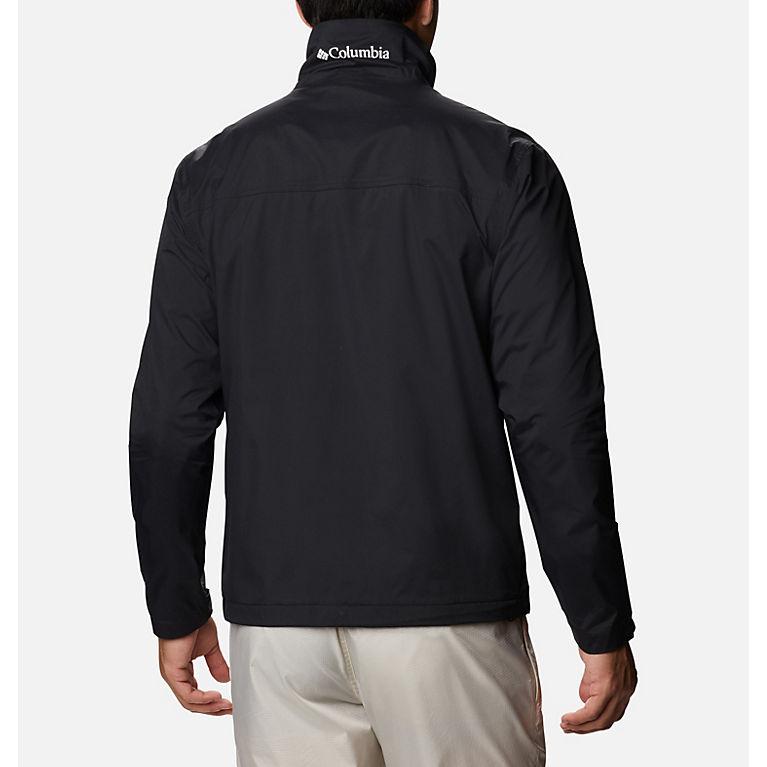 Waterproof /& Breathable Columbia Mens Westbrook Jacket