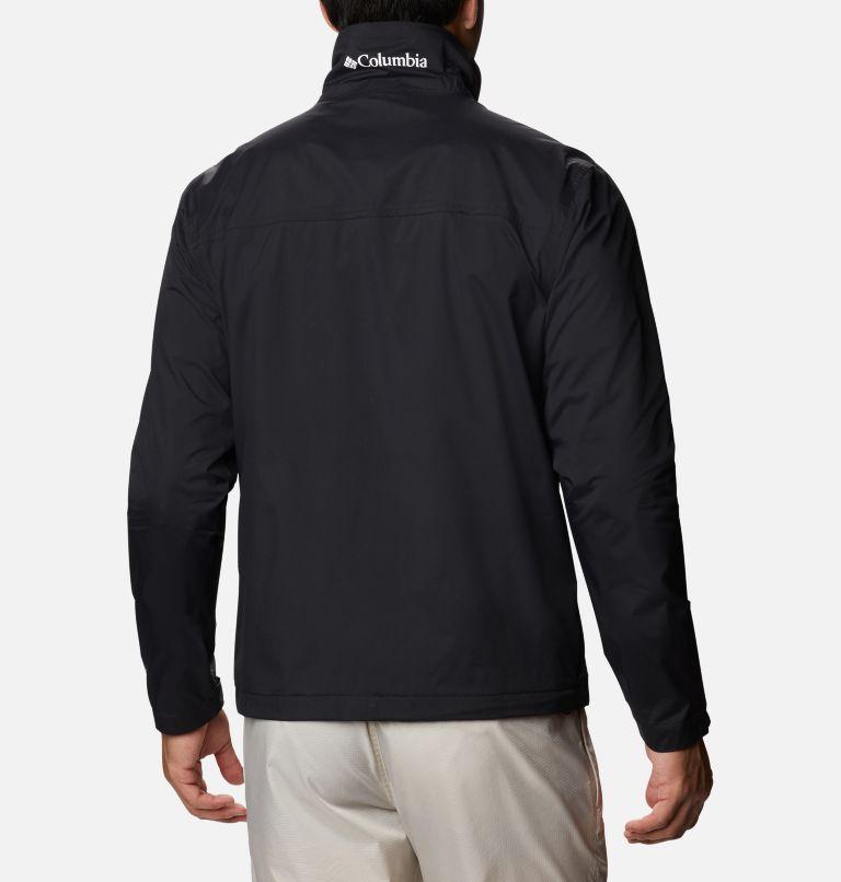 Bradley Peak™ Jacket | 010 | S Men's Bradley Peak™ Jacket, Black, back