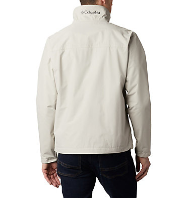 Chubasquero Bradley Peak™ para hombre Bradley Peak™ Jacket | 696 | S, Light Cloud, back