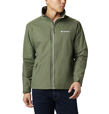 Men's Bradley Peak™ Rain Jacket Bradley Peak™ Jacket | 696 | S, Cypress, front