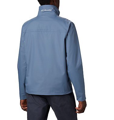 Men's Bradley Peak™ Rain Jacket Bradley Peak™ Jacket | 696 | S, Mountain, back