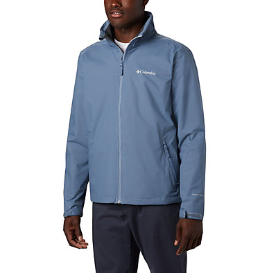Men's Bradley Peak™ Rain Jacket Bradley Peak™ Jacket | 696 | S, Mountain, front