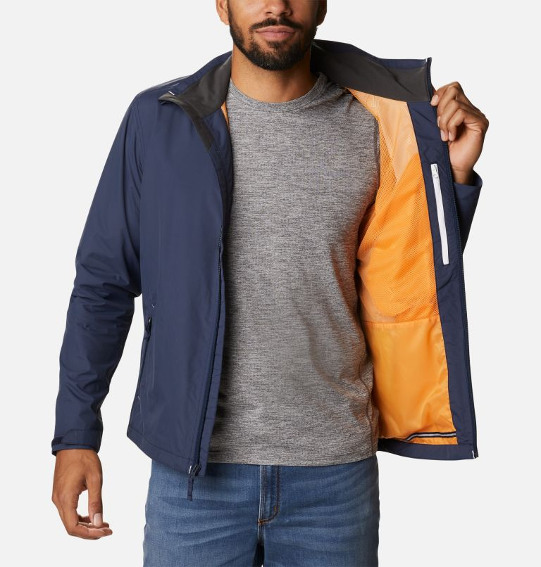 Men's Bradley Peak™ Rain Jacket Men's Bradley Peak™ Rain Jacket, a3