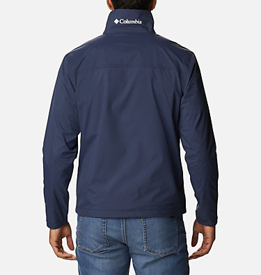 Men's Bradley Peak™ Rain Jacket Bradley Peak™ Jacket | 696 | S, Collegiate Navy, back
