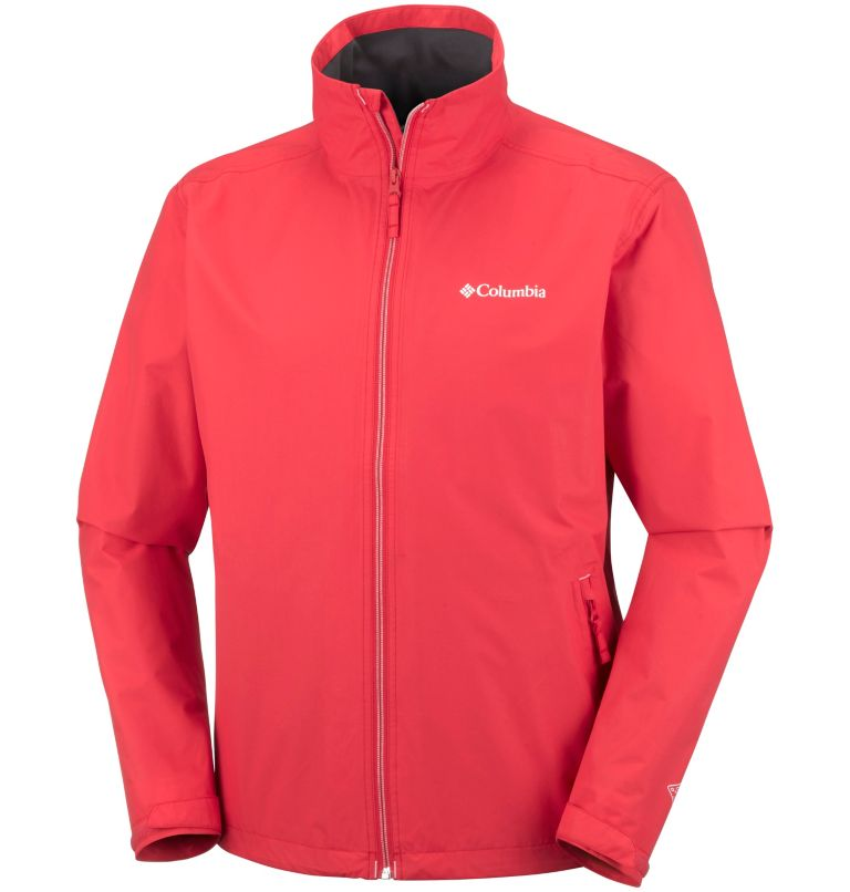 Men's Bradley Peak™ Rain Jacket Men's Bradley Peak™ Rain Jacket, front