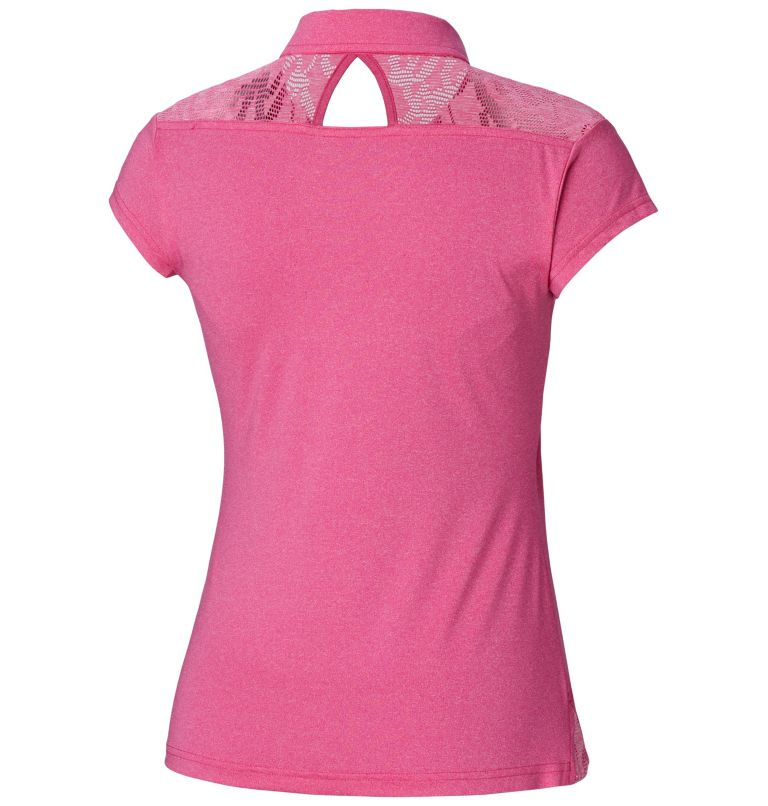 Women's Peak to Point™ Novelty Polo Women's Peak to Point™ Novelty Polo, back