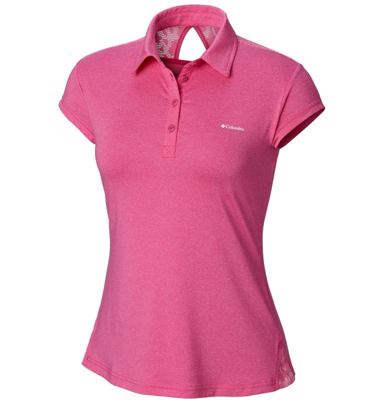 Women's Peak to Point™ Novelty Polo Women's Peak to Point™ Novelty Polo, front