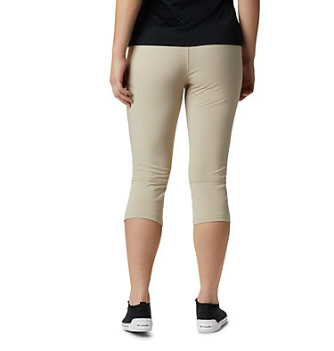 Pantalon Longueur Genoux Peak to Point™ Femme Peak to Point™ Knee Pant | 022 | 10, Fossil, back