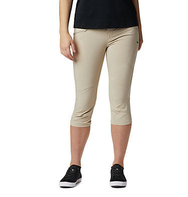 Pantaloni al ginocchio Peak to Point™ da donna , front