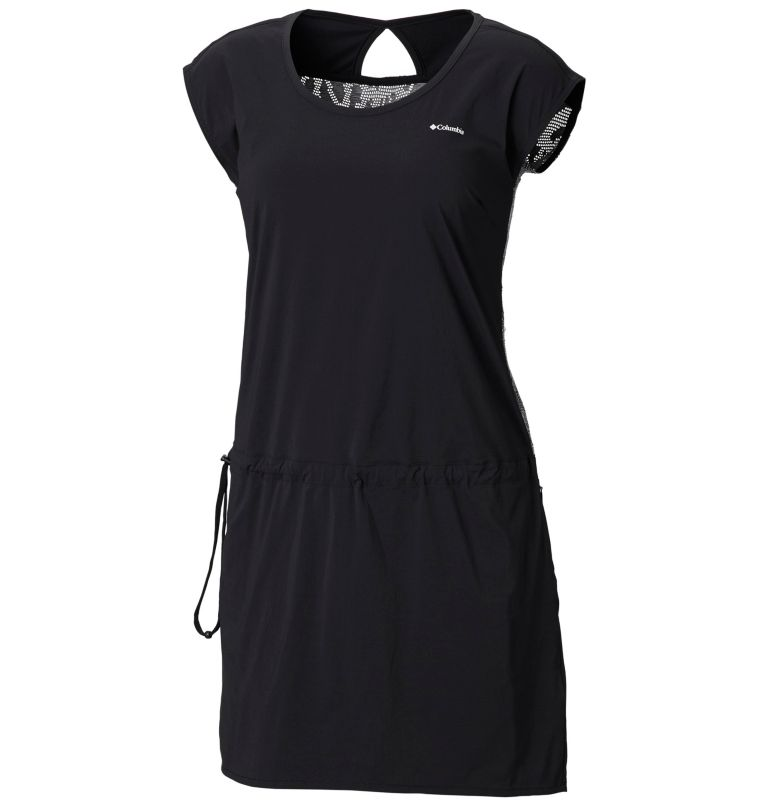 Peak to Point™ Dress | 010 | M Robe Peak to Point™ Femme, Black, front