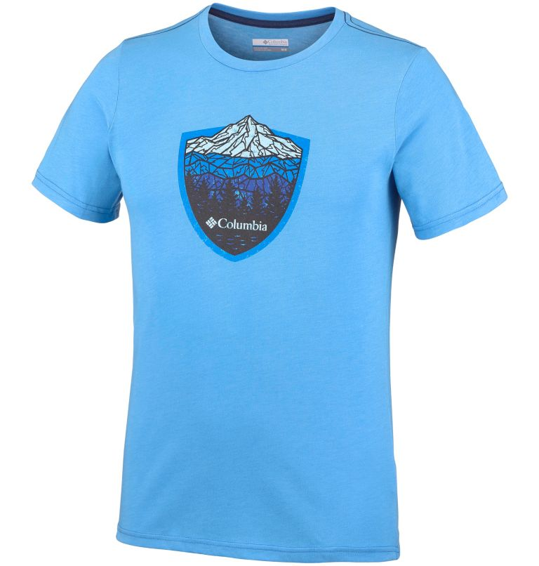 Men's Hillvalley Forest™ Short Sleeve Tee Men's Hillvalley Forest™ Short Sleeve Tee, front
