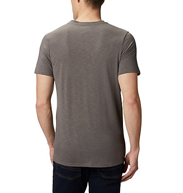 Men's Nelson Point™ Graphic T-Shirt Nelson Point™ Graphic Short Sleeve Tee | 845 | L, City Grey, back