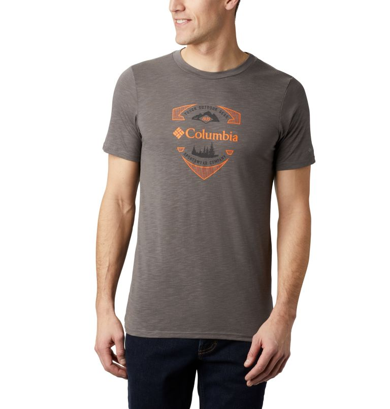 Nelson Point™ Graphic kurzärmliges T-Shirt für Herren Nelson Point™ Graphic kurzärmliges T-Shirt für Herren, front