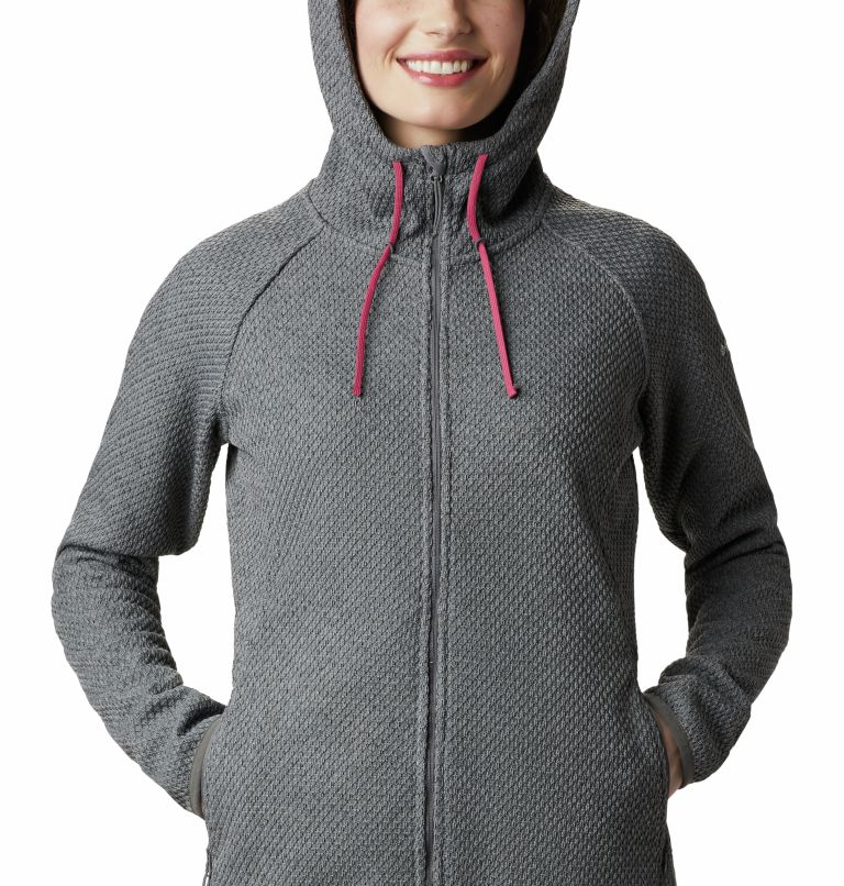 Pacific Point™ Hoodie mit durchgehendem Reißverschluss für Damen Pacific Point™ Hoodie mit durchgehendem Reißverschluss für Damen, a2