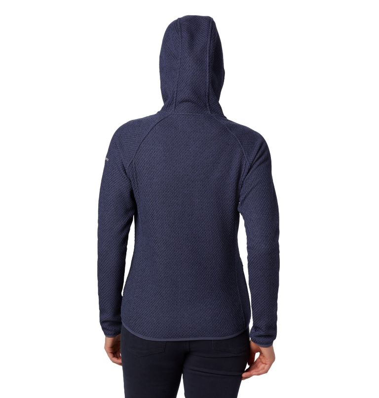 Pacific Point™ Full Zip Hoodie | 469 | L Women's Pacific Point™ Fleece Hoodie, Nocturnal, Twilight, back
