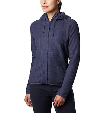 Women's Pacific Point™ Fleece Hoodie Pacific Point™ Full Zip Hoodie | 469 | XL, Nocturnal, Twilight, front