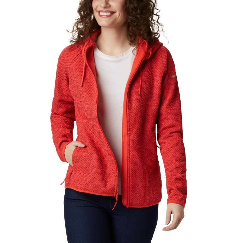 Women's Pacific Point™ Fleece Hoodie Women's Pacific Point™ Fleece Hoodie, front