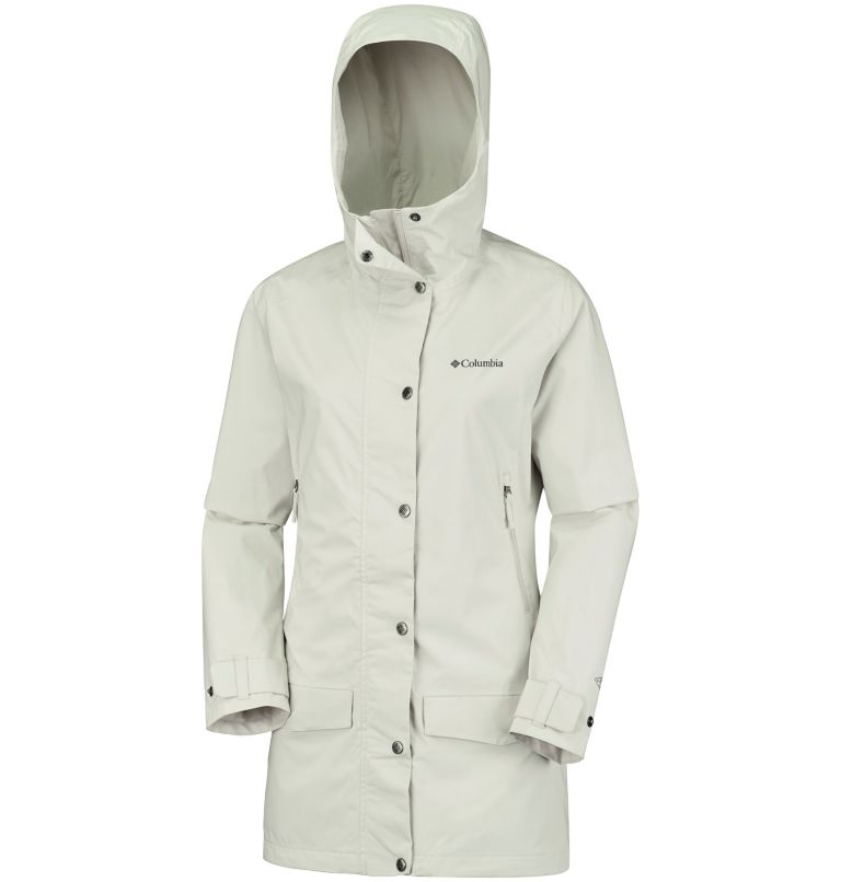 Rainy Creek™ Trench | 022 | L Veste imperméable Rainy Creek™ Femme, Stone, a1