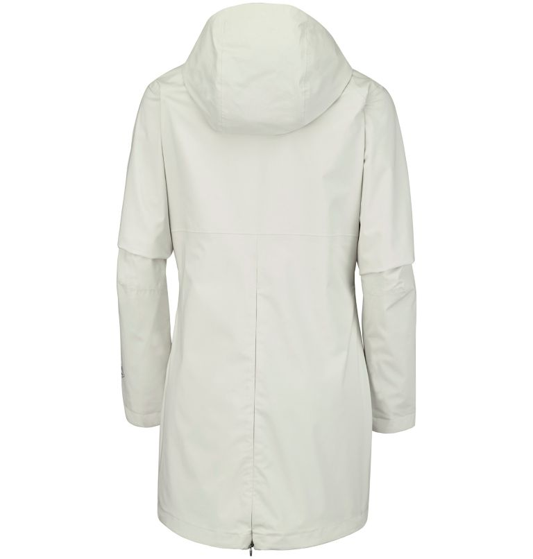 Rainy Creek™ Trench | 022 | L Veste imperméable Rainy Creek™ Femme, Stone, back