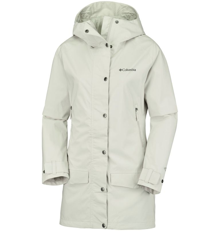 Rainy Creek™ Trench | 022 | L Veste imperméable Rainy Creek™ Femme, Stone, front